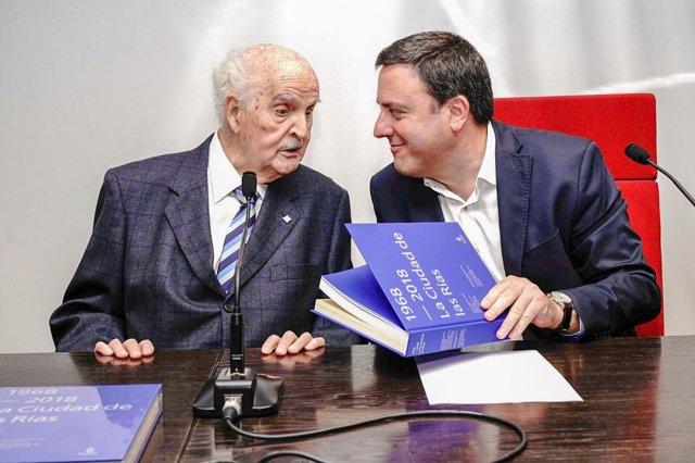 Valentín González Formoso presentación libro