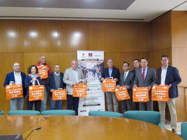 Campaña de promoción de comercio de Valladolid en otoño