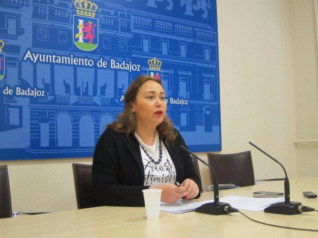 Concejala de Empleo, Beatriz Villalba