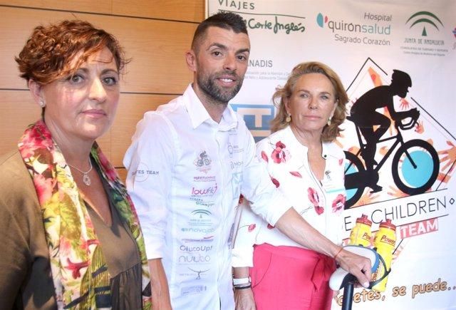Presentación del reto del diabético José Antonio Fernández