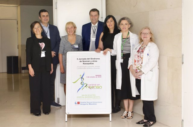 II Jornada de Síndrome de Noonan en el Hospital Gregorio Marañon