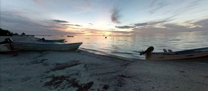 No más plásticos en las playas mexicanas de la isla Holbox