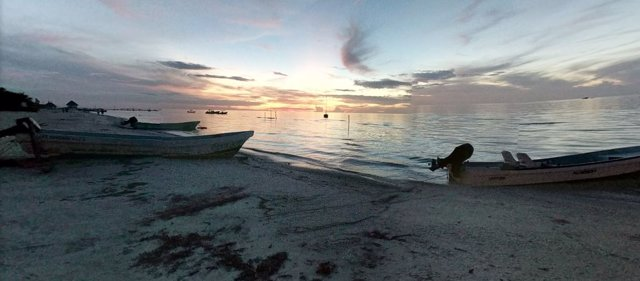 Imágen de la isla Holbox