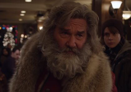 """Kurt Russell es """"el Papá Noel definitivo"""" de Netflix en el tráiler de Crónicas de Navidad"""