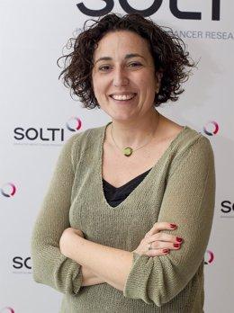 La doctora Cristina Saura, de SOLTI