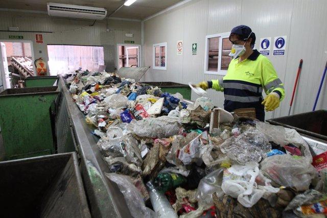 Planta de tratamiento de residuos de Gádor