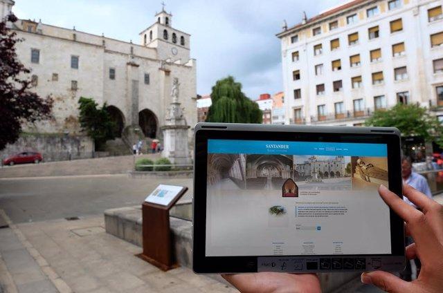 Santander. Turismo. Visitas. Turistas. Viajeros. Vacaciones. Web. Internet.