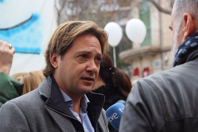 Jorge Campos, presidente de Actúa Baleares
