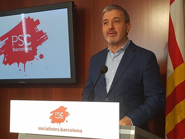 Jaume Collboni (PSC)
