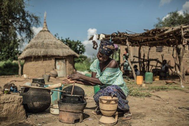 El cambio climático afecta a las poblaciones más vulnerables