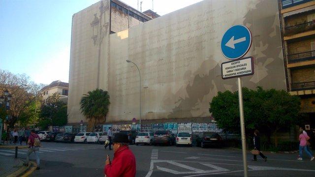 Edificio de la Gavidia