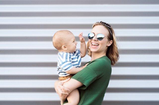 Madre lactante: problemas para conciliar