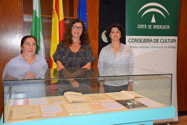 Documento del Mes en el Archivo Histórico Provincial de Málaga