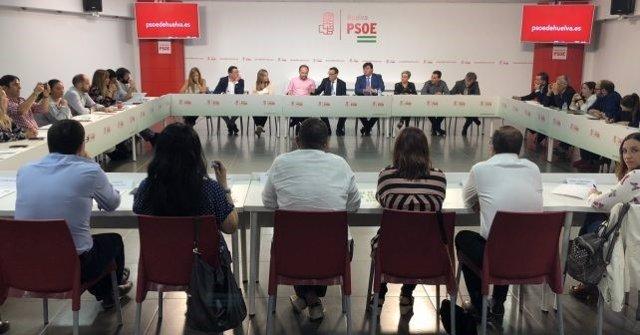 Conformado el Comité Electoral del PSOE de Huelva.