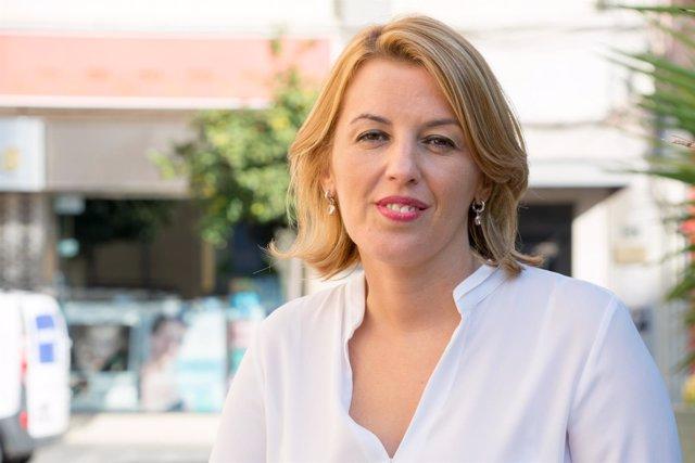 La diputada nacional del PSOE Sonia Ferrer
