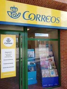 Oficina de Correos en Feria Zaragoza