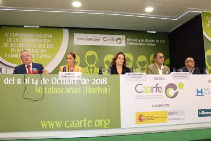 """CAARFE reclama """"dar visibilidad"""" a las familias de personas con trastorno adictivo"""