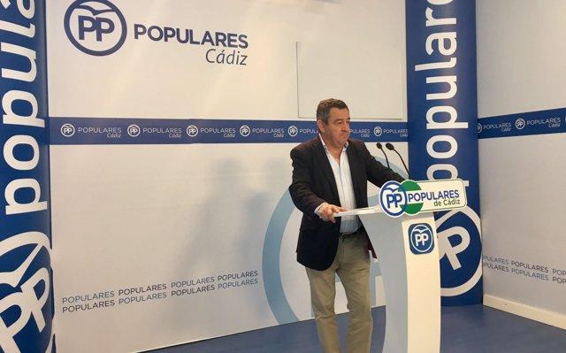 PP pide al Gobierno 'que cumpla con los plazos establecidos' para la conexión ferroviaria Algeciras-Bobadilla