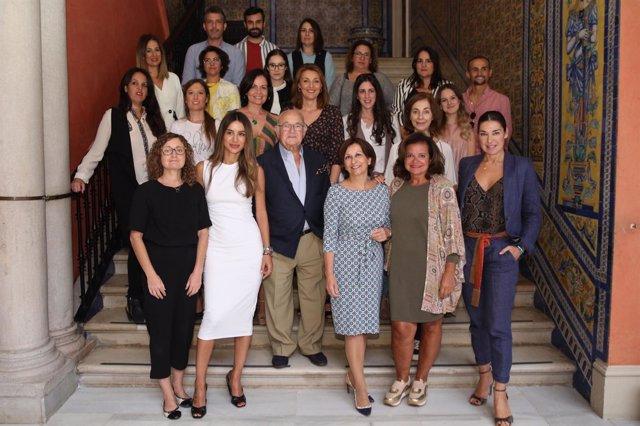 Nuevos emprendedores de moda flamenca