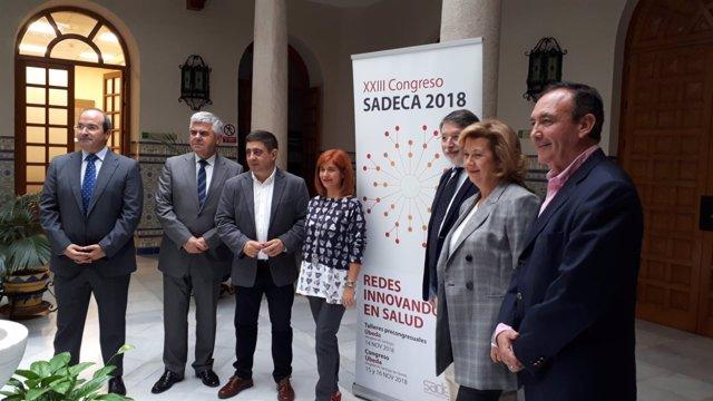 Presentación del XXIII Congreso Sadeca.