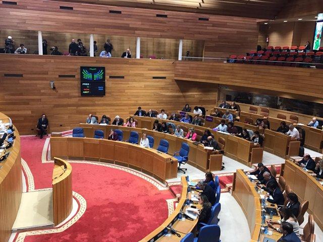 Unanimidad en la votación del Debate sobre el Estado de la Autonomía