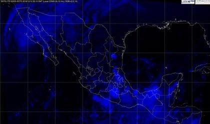México en alerta ante la llegada de la tormenta tropical 'Sergio'