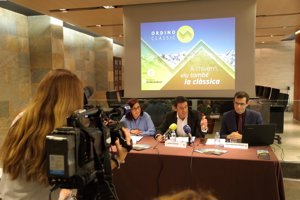 Neix Ordino Clàssic, un festival a Andorra que aposta al 100% per la música clàssica (ORDINO CLÀSSIC)
