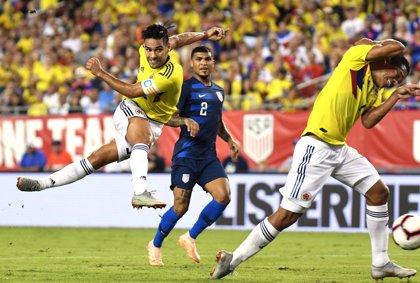 Costa Rica pierde ante México con Navas de titular y James lidera a Colombia ante Estados Unidos