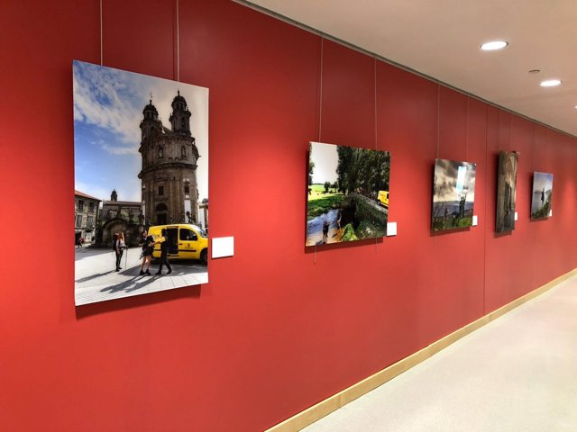 Exposición The Way of Santiago. A contemporary experiencia of pilgrimage'