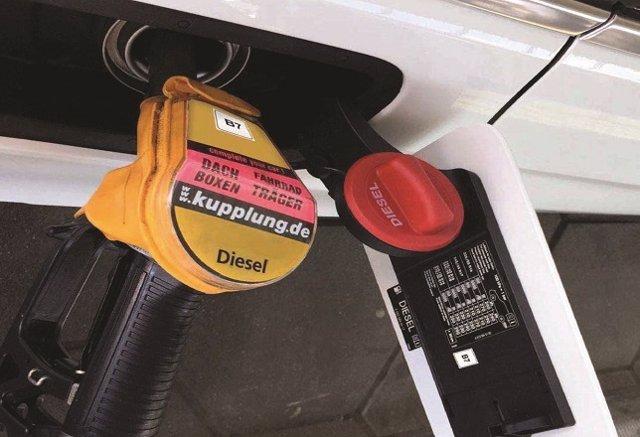Nuevo etiquetado europeo de combustible