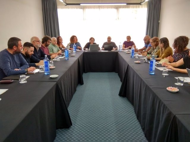 Reunión del Consello das Mareas