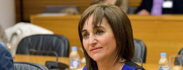 La diputada del PP Mayte Parra