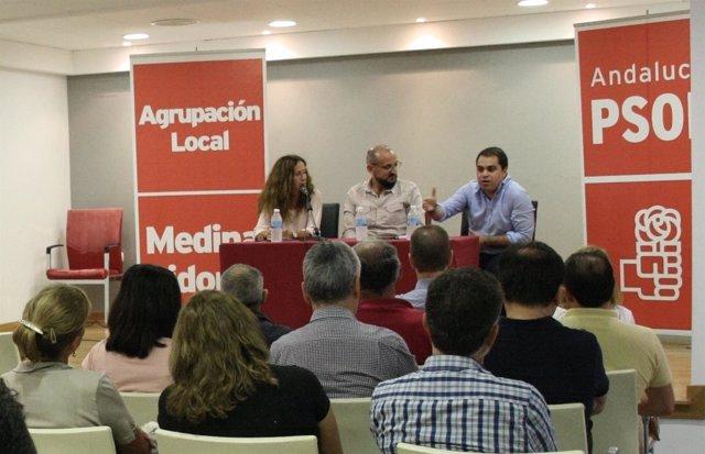 La delegada de Educación en Cádiz, Remedios Palma (PSOE)