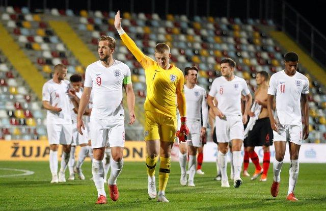 Inglaterra perdona a Croacia