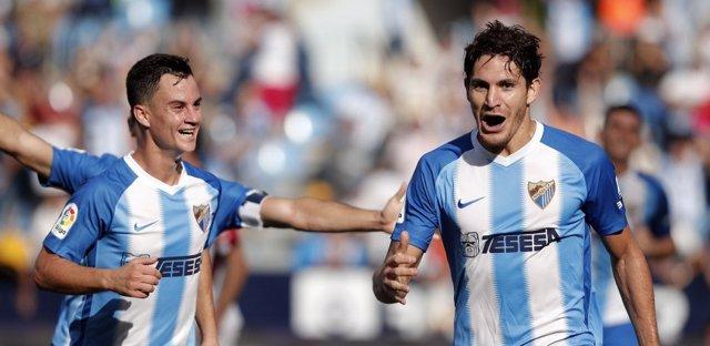 El Málaga remonta al Albacete