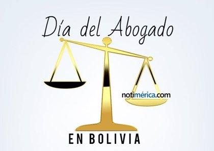 13 de octubre: Día del Abogado en Bolivia, ¿por qué se celebra en esta fecha?