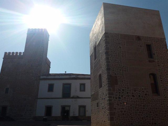 Torres de la Alcazaba de Badajoz