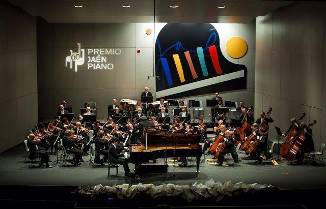 Concierto del Premio 'Jaén' de Piano