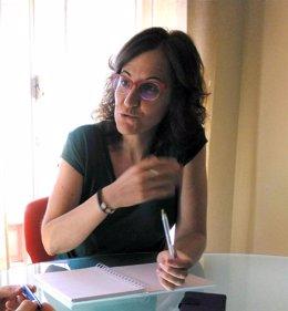 Nuria López, secretaria general de CCOO-A.