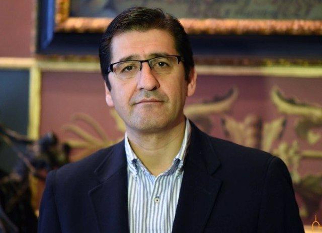 El presidente de la Diputación de Ciudad Real, José Manuel Caballero