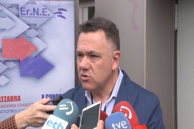 El Diputado De Podemos Juan Antonio Delgado