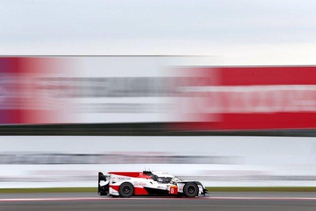 6 Horas Fuji Toyota Número 8 Fernando Alonso Sébastien Buemi Kazuki Nakajima
