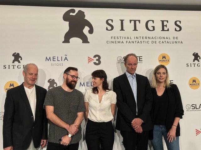 Jurado del 51 Festival de Sitges