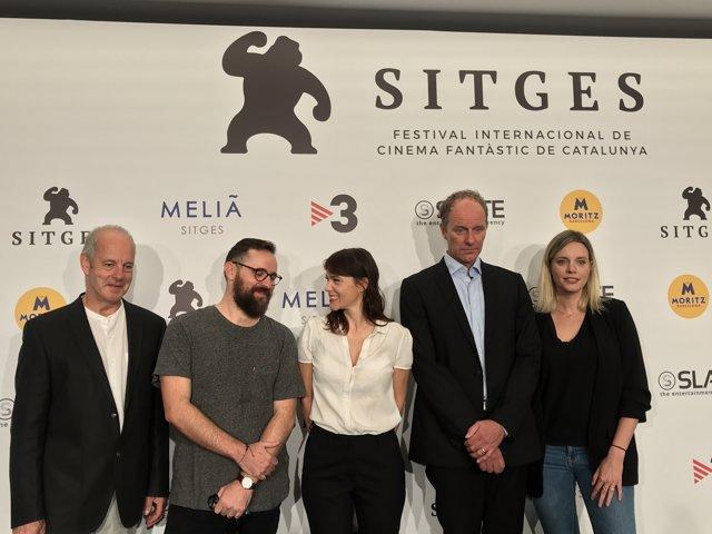 Jurat del 51 Festival de Sitges