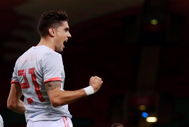 Marc Bartra selección española España Gales