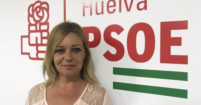La socialista Rocío Cárdenas