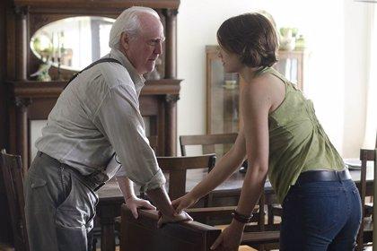 The Walking Dead: Lauren Cohan lanza la primera imagen de Hershel en la 9ª temporada