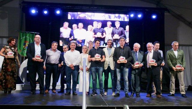 Entrega premios Nécora