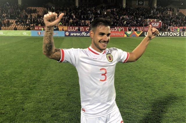 Selección de Gibraltar logra la 1ª victoria de su historia en partido oficial