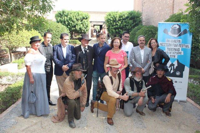 Presentación del Almería Western Film Festival